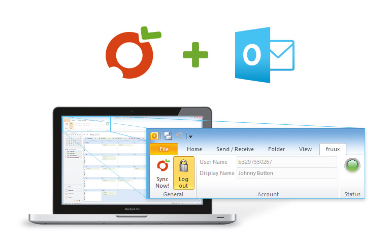 Syncing contacts and calendars with Outlook | fruux blog